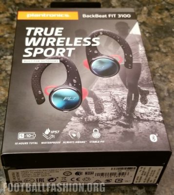 Review: Plantronics BackBeat FIT 3100 Truly Wireless Earbuds