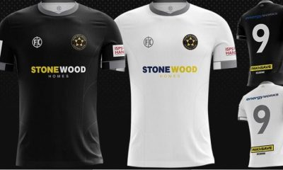 Team Wellington 2018 2019 Home and Away Football Kit, Soccer Jersey, Shirt
