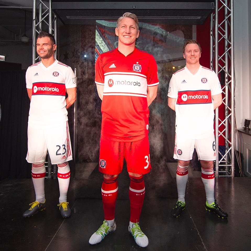 Chicago Fire 2019 adidas Away Jersey FOOTBALL FASHION.ORG