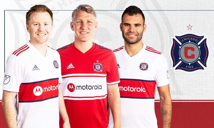 wholesale dealer 814ca 8963d Chicago Fire 2019 adidas Away Jersey - FOOTBALL FASHION.ORG
