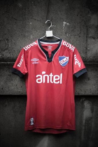 Club Nacional 2019 Umbro Away Football Kit, Soccer Jersey, Shirt