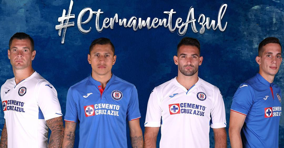 a53e2ff47 Cruz Azul 2019 Joma Home and Away Kits - FOOTBALL FASHION.ORG