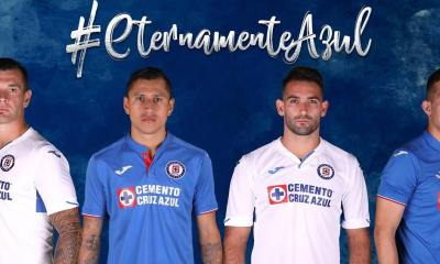 Cruz Azul 2019 Joma Home and Away Football Kit, Soccer Jersey, Shirt, Camiseta de Futbol
