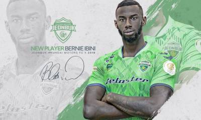 Jeonbuk Hyundai Motors FC 2019 hummel Home Football Kit, Soccer Jersey, Shirt