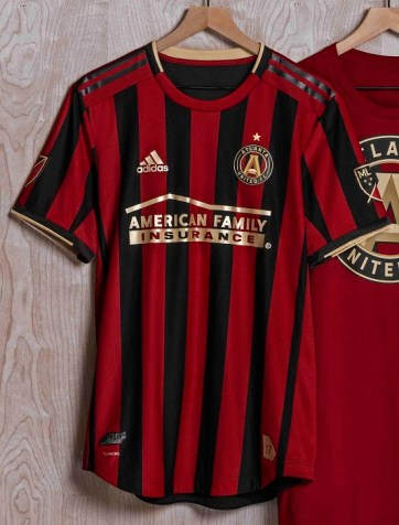 Atlanta United 2019 2020 adidas Home Soccer Jersey, Football Kit, Shirt, Camiseta de Futbol MLS