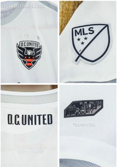 DC United 2019 2020 adidas Away Soccer Jersey, Football Kit, Shirt, Camiseta de Futbol