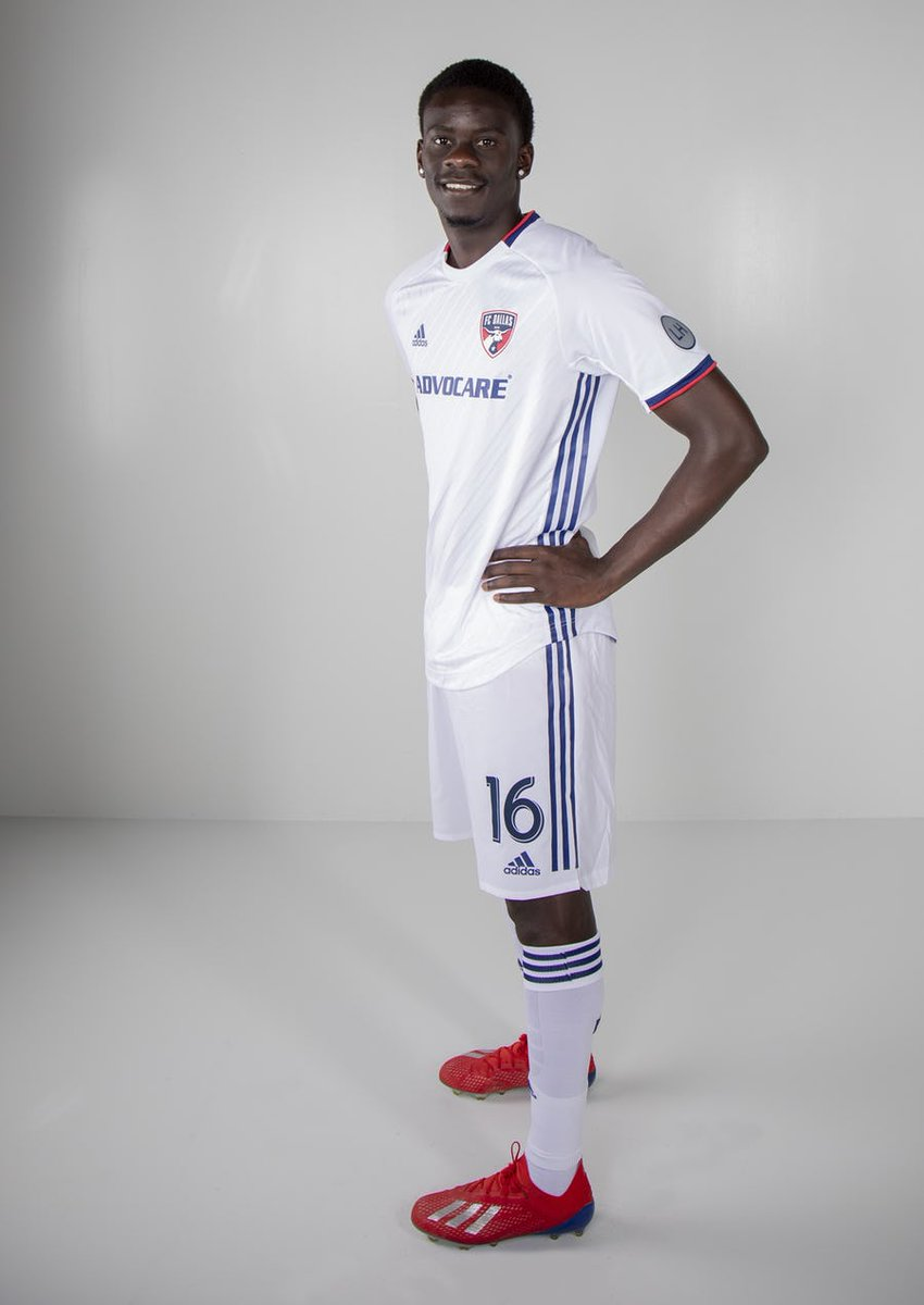 8dd0f4126 FC Dallas 2019 adidas Away Jersey - FOOTBALL FASHION.ORG