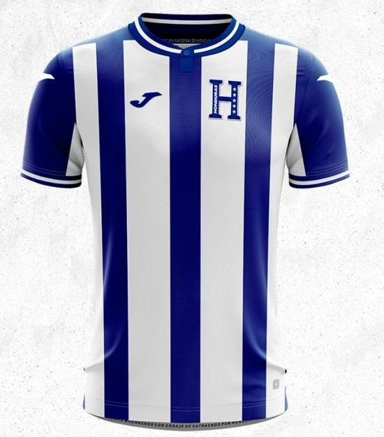 4746ba4735f Honduras 2019 Joma Kits - FOOTBALL FASHION.ORG
