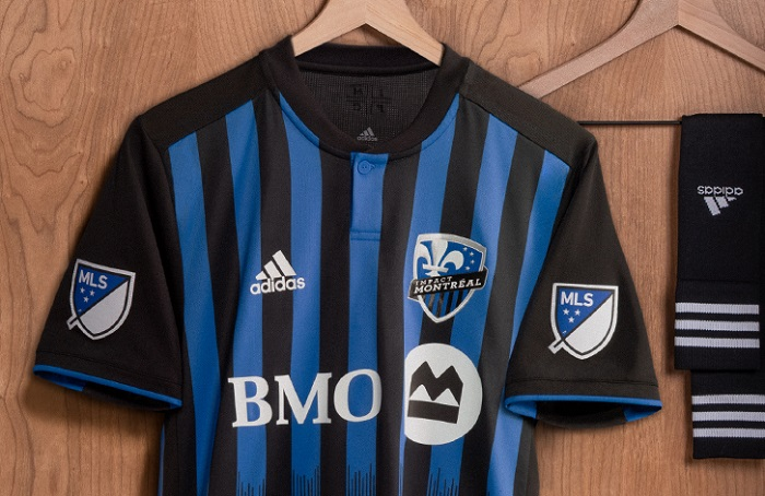 quite nice 28b37 05a6b Montreal Impact 2019 adidas Home Kit - FOOTBALL FASHION.ORG