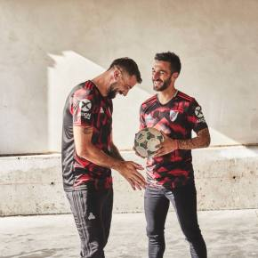 River Plate 2019 adidas Third Football Kit, Soccer Jersey, Shirt, Camiseta Tercera