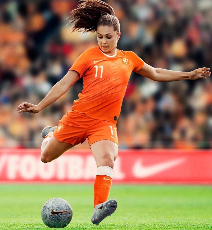 Netherlands 2019 Women's World Cup Nike Kits - FOOTBALL FASHION ORG