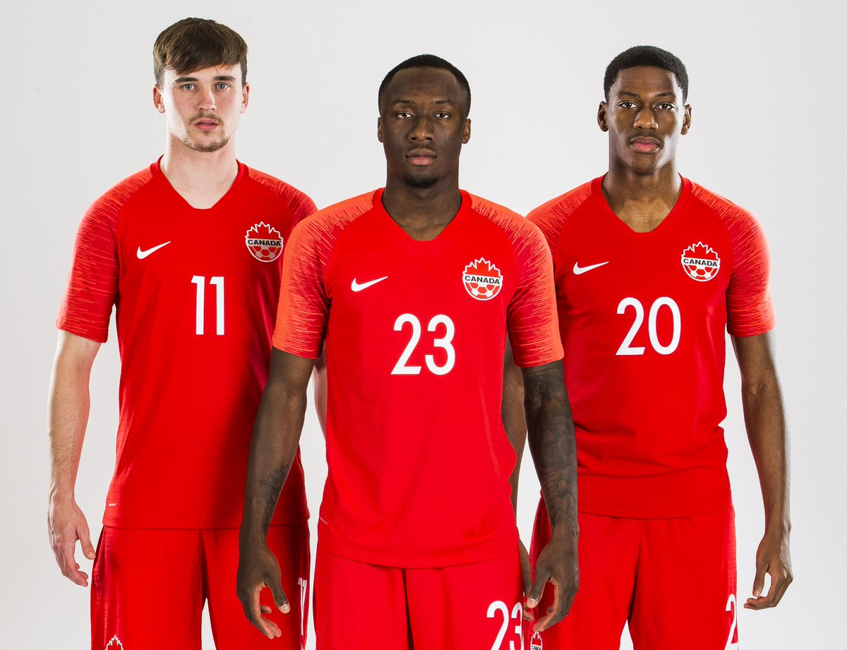 Canada 2019 20 Nike Home Kit Football Fashion