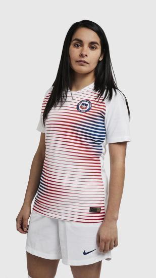 Chile 2019 Women's World Cup Nike Football Kit, Soccer Jersey, Shirt, Camiseta de Futbol Mundial Feminina