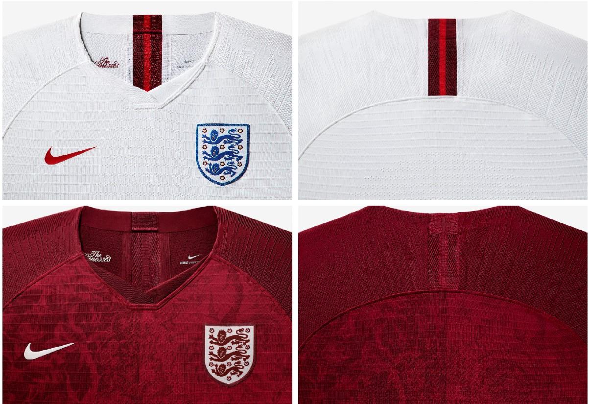 82afcbce6 England 2019 Women s World Cup Nike Kits - FOOTBALL FASHION.ORG