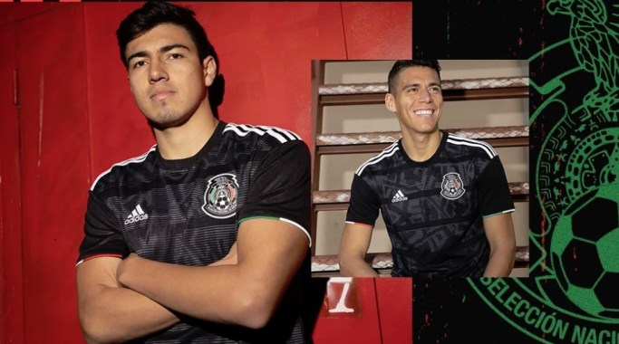 19e0a898869 Mexico 2019 Gold Cup adidas Home Jersey - FOOTBALL FASHION.ORG