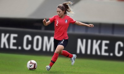 South Korea 2019 Women's World Cup Nike Football Kit, Soccer Jersey, Shirt