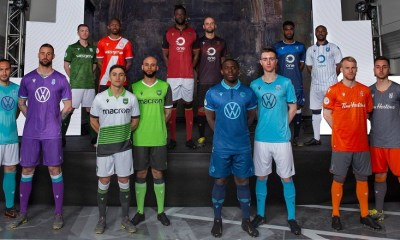 Canadian Premier League 2019 Macron Soccer Jersey, Football Kit, Shirt