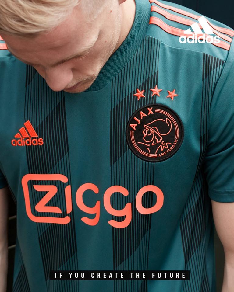 AFC Ajax 2019/20 adidas Away Kit - FOOTBALL FASHION.ORG