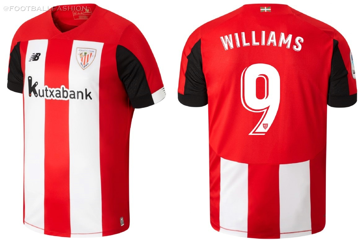 Athletic Club 2019/20 New Balance Home and Away Kits ...