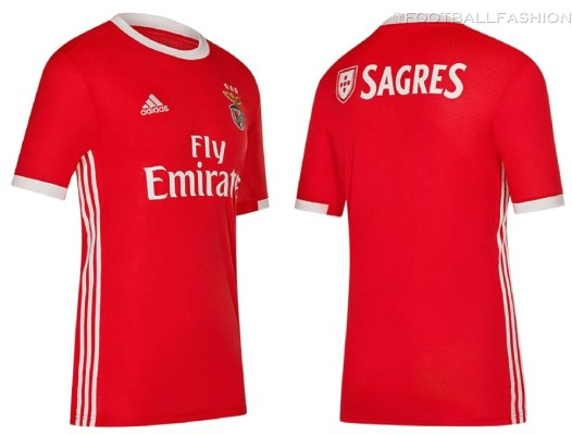 Benfica 2019 2020 adidas Home and Away Football Kit, Soccer Jersey, Shirt, Camisa, Camisola