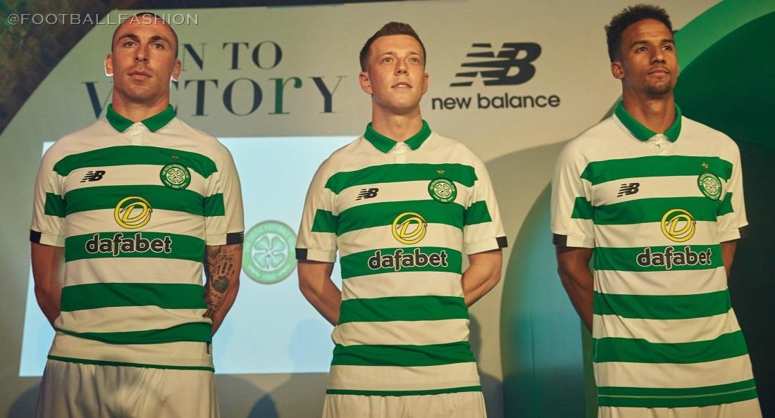 f85900016db Celtic FC 2019 20 New Balance Home Kit - FOOTBALL FASHION.ORG