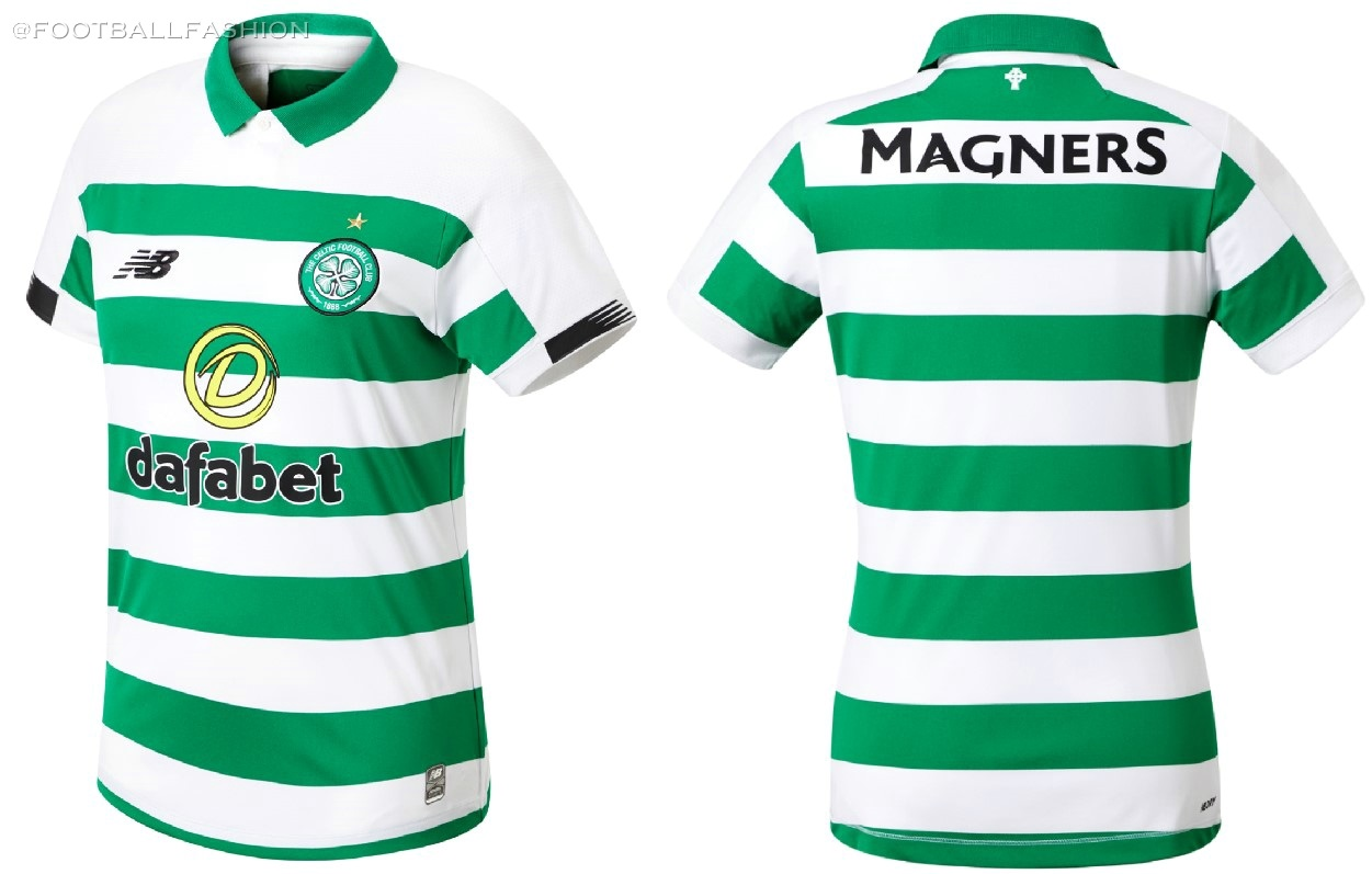 033c90c0a Celtic FC 2019 2020 New Balance Home Football Kit, Soccer Jersey, Shirt