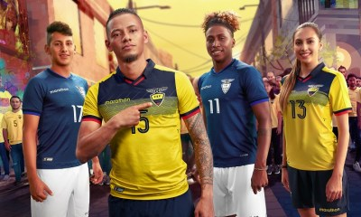 Ecuador 2019 Copa América Home and Away Football Kit, Soccer Jersey, Shirt, Camiseta de Futbol