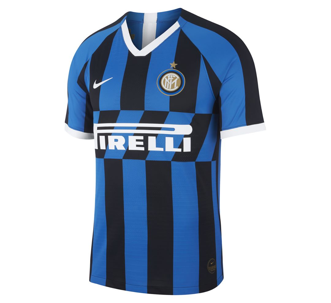 finest selection 2d1c6 30148 Inter Milan 2019/20 Nike Home Kit - FOOTBALL FASHION.ORG