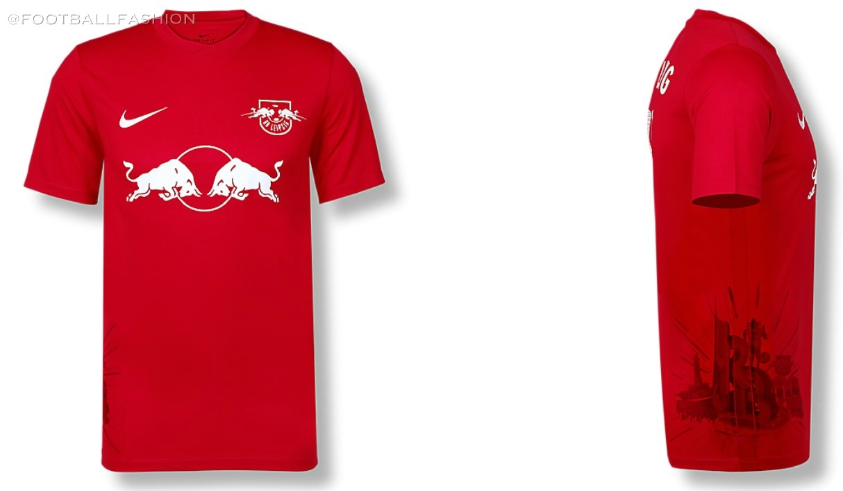 23b57ca36 RB Leipzig 2019 10th Anniversary Nike Football Kit, Soccer Jersey, Shirt,  Trikot,