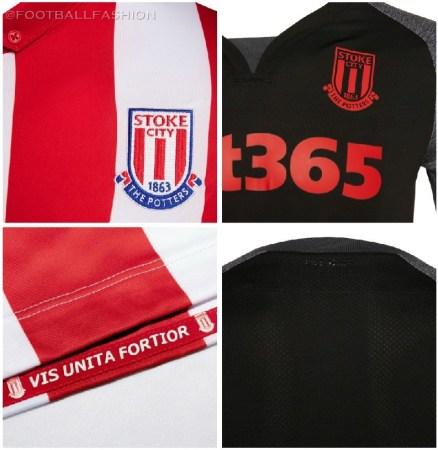 Stoke City 2019 2020 Macron Home and Away Football Kit, Soccer Jersey, Shirt