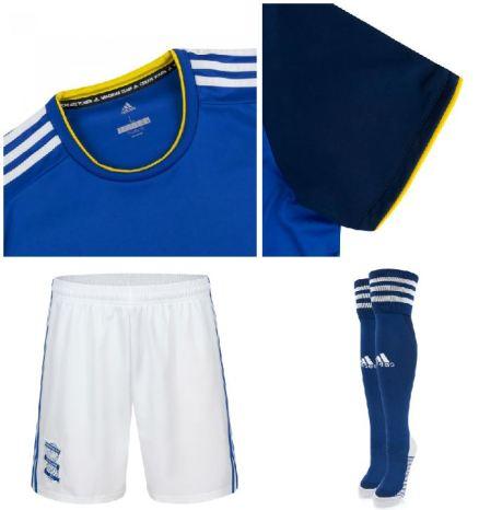 Birmingham City 2019 2020 adidas Home Football Kit, Soccer Jersey, Shirt