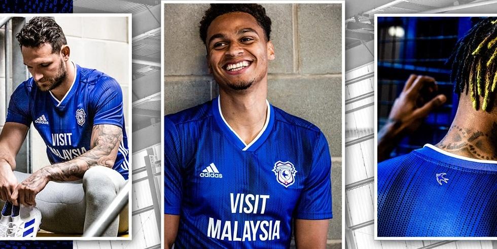 Cardiff City 2019 20 Adidas Home And Third Kits Football Fashion Org
