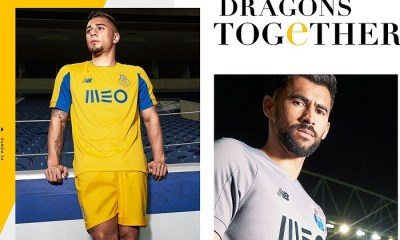 FC Porto 2019 2020 New Balance Away Football Kit, Soccer Jersey, Shirt, Camisa, Camisola