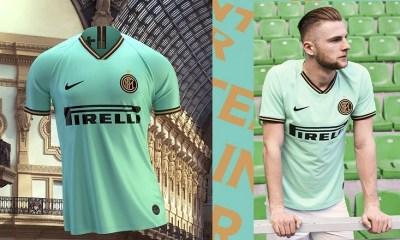 Inter Milan 2019 2020 Nike Away Football Kit, Soccer Jersey, Shirt, Camiseta, Camisa, Maglia, Gara, Trikot, Maillot, Tenue