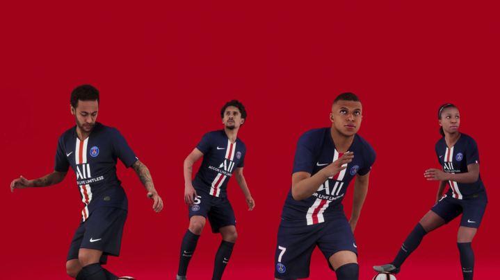 Paris Saint-Germain 2019 2020 Nike Home Football Kit, Soccer Jersey, Shirt, Maillot, Camiseta, Camisa, Trikot