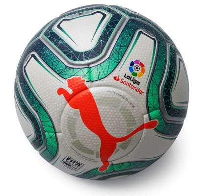 PUMA 2019 2020 La Liga Match Ball, Pelota, Balon