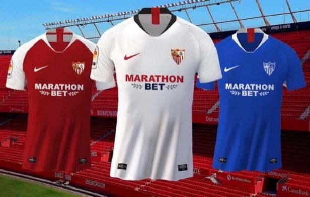 Sevilla FC 2019/20 Nike Jerseys - FOOTBALL FASHION