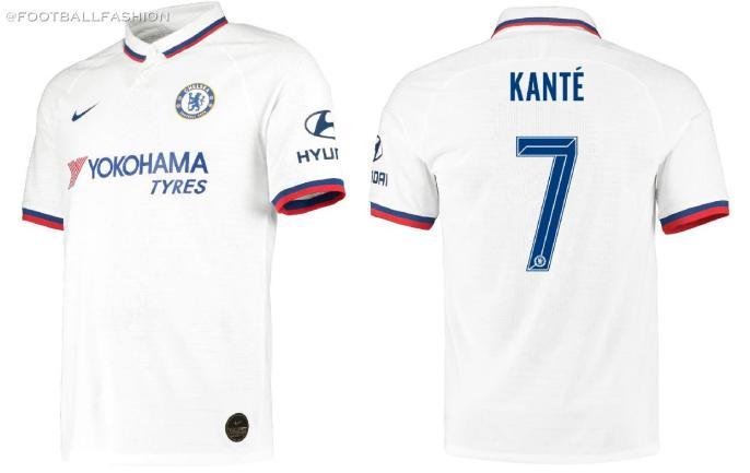 Chelsea Goes Mod For 2019/20 Nike Away Kit