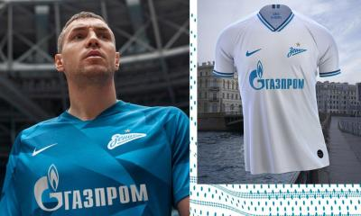 FC Zenit Saint Petersburg 2019 2020 Nike Home and Away Football Kit, Soccer Jersey, Shirt