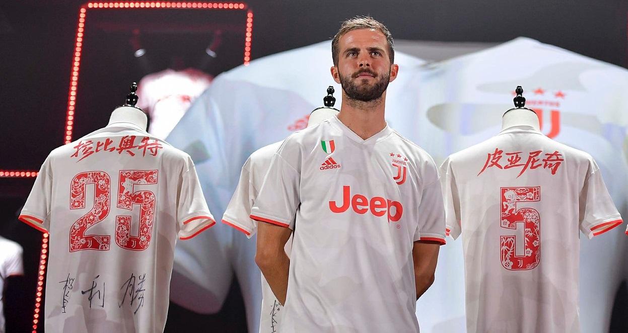 Juventus 2019 20 Adidas Away Kit Football Fashion