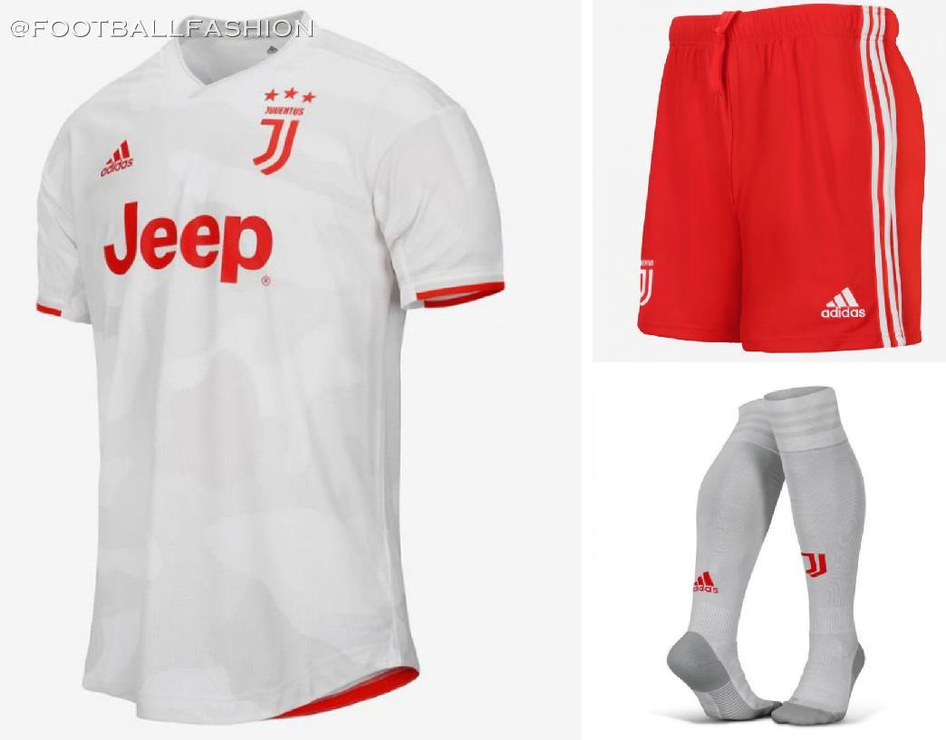 size 40 af2ea 6e5fa Juventus 2019/20 adidas Away Kit - FOOTBALL FASHION.ORG
