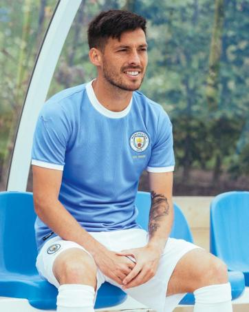 Manchester City FC 2019 2020 PUMA 125th Anniversary Football Kit, Shirt, Soccer Jersey, Maillot, Camiseta, Camisa, Trikot, Tenue