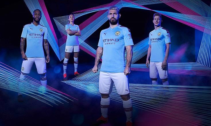 Manchester City 2019/20 PUMA Home and Away Kits - FOOTBALL FASHION