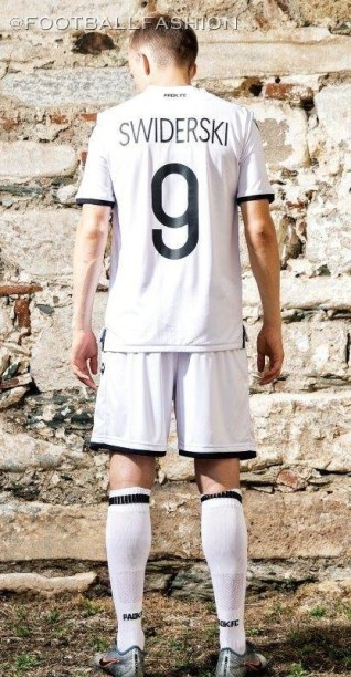 PAOK FC 2019 2020 Macron Football Kit, Soccer Jersey, Shirt