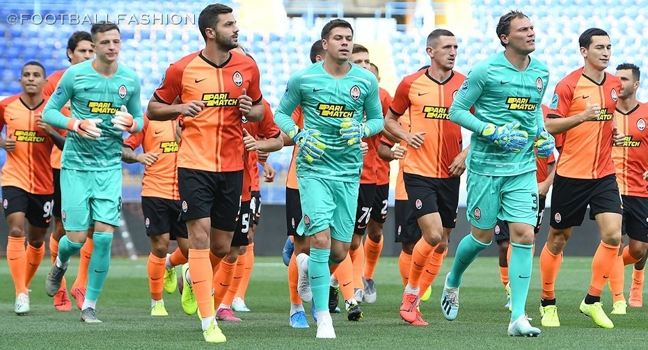 FC Shakhtar Donetsk 2019 2020 Nike Home and Away Football Kit, Soccer Jersey, Shirt, Camisa