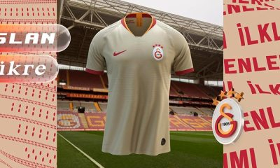 Galatasaray SK 2019 2020 Nike Away Football Kit, Soccer Jersey, Shirt, Forma
