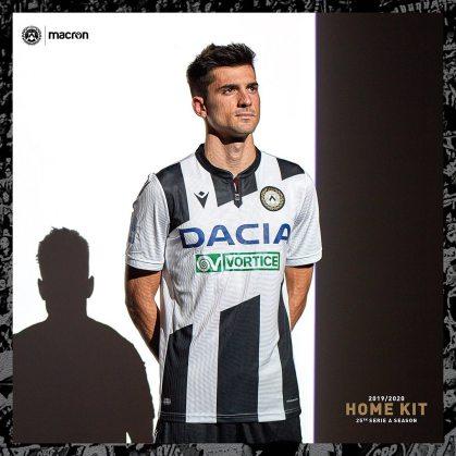 Udinese Calcio 2019 2020 Macron Home, Away and Third Football Kit, Soccer Jersey, Shirt, Gara, Maglia