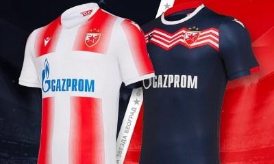 Фк Црвена звезда Crvena Zvezda 2019 2020 Macron UEFA Champions League Football Kit, FC Red Star Belgrade Soccer Jersey, Shirt, Dres