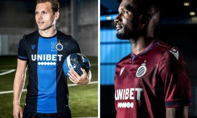 Club Brugge 2019 2020 Macron Football Shirt, Soccer Jersey, Kit, Tenue, Maillot
