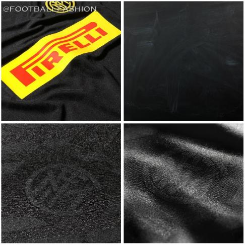 Inter Milan 2019 2020 Nike Black Third Football Kit, Soccer Jersey, Shirt, Camiseta, Camisa, Maglia, Gara, Trikot, Maillot, Tenue